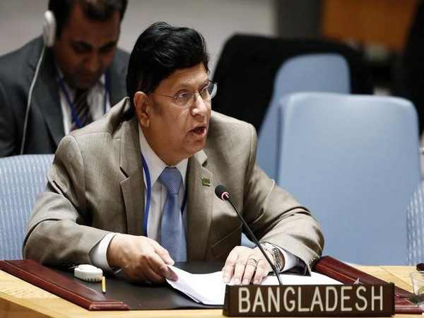 Bangladesh Foreign Minister AK Abdul Momen (File Photo)