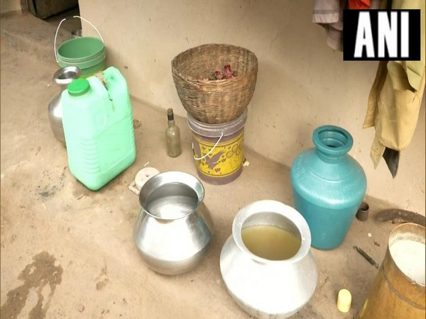 An entire tribal belt in Bankura district of WestBangal is facing 'acute water scarcity'
