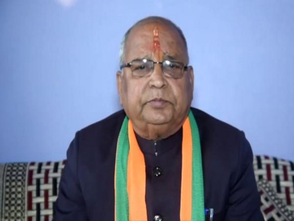 Uttarakhand Bharatiya Janata Party chief Bansidhar Bhagat.