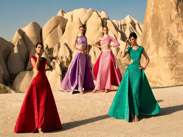 Bani Pasricha's latest collection NINA launched in Turkey