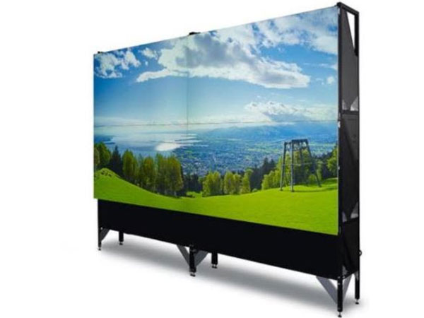 Barco's RGB laser rear-projection video walls