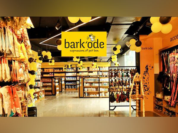 Bark'ode - 'Expressions of Pet Love'