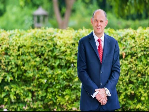 British High Commissioner to India, Sir Philip Barton (File photo)