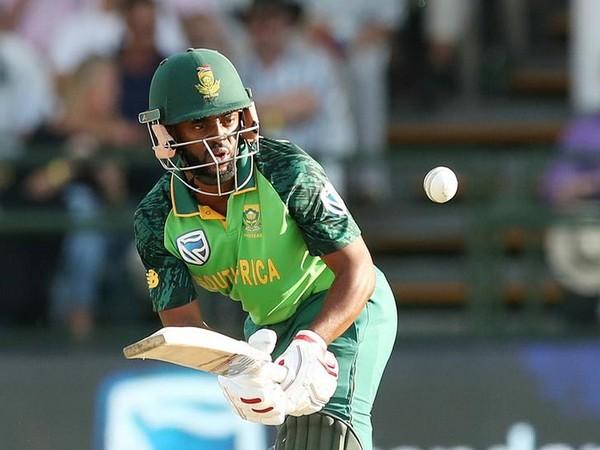 South Africa ODI skipper Temba Bavuma
