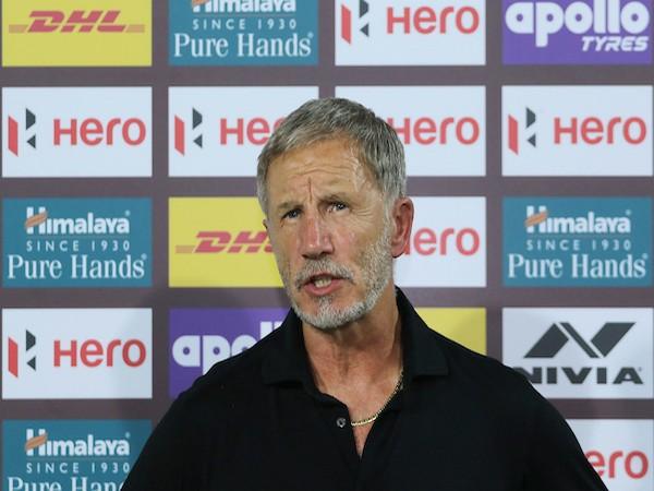 Odisha FC head coach Stuart Baxter (Photo/ Sportzpics)