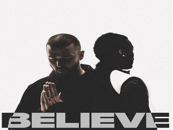 A poster of the official music video of 'Believe' (Image courtesy: Instagram)