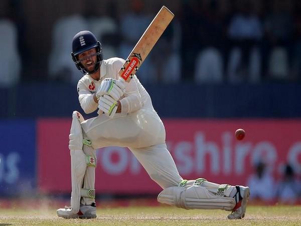 England batsman Ben Foakes