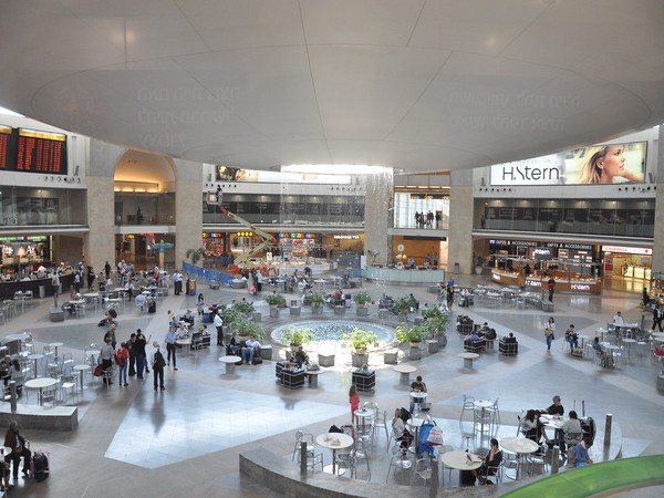 Ben Gurion Airport in Israel (File photo)