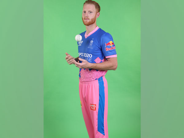 Rajasthan Royals all-rounder Ben Stokes