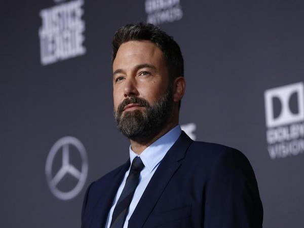 Hollywood star Ben Affleck