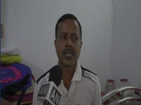 A Bengali migrant worker, Kamal Sarkar. Photo/ANI