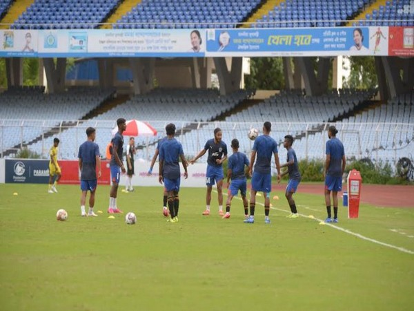 Bengaluru FC will take on Indian Navy (Image: Durand Cup)