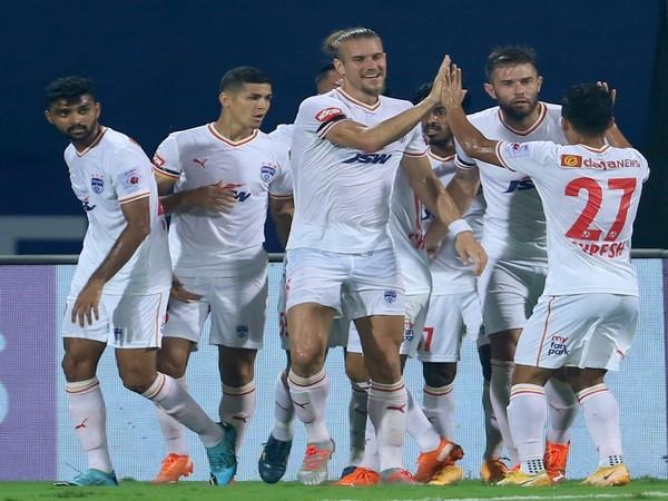 Bengaluru FC players (Photo/ ISL)