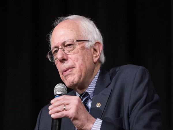 Democratic presidential candidate Bernie Sanders (File photo)