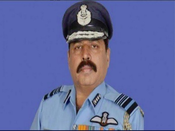 Vice Chief of Air Staff, Air Marshal RKS Bhadauria. File photo/ANI
