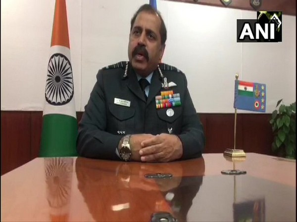 Indian Air Force Chief, Air Chief Marshal RKS Bhadauria (File Photo)