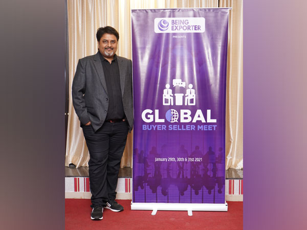 Bhagirath Goswami, Founder, Being Exporter