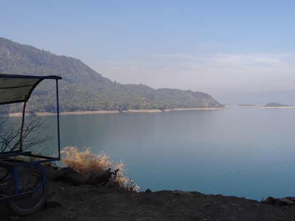 Bhakra Dam reservoir (ANI file)