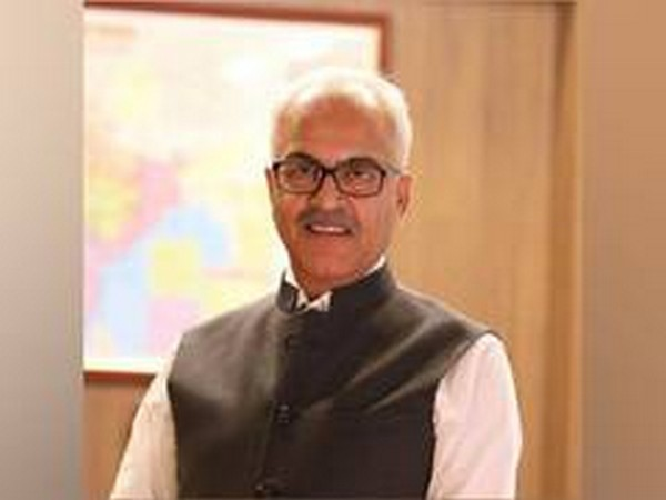 Union Home Secretary Ajay Bhalla. (File pic)