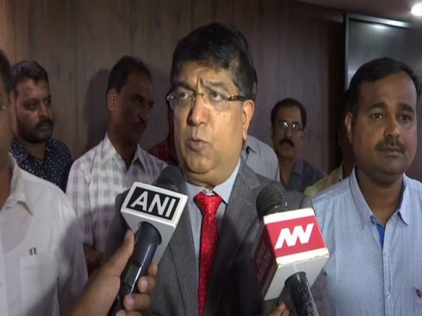 Bengaluru Police Commissioner Bhaskar Rao speaking to reporters on Friday. Photo/ANI