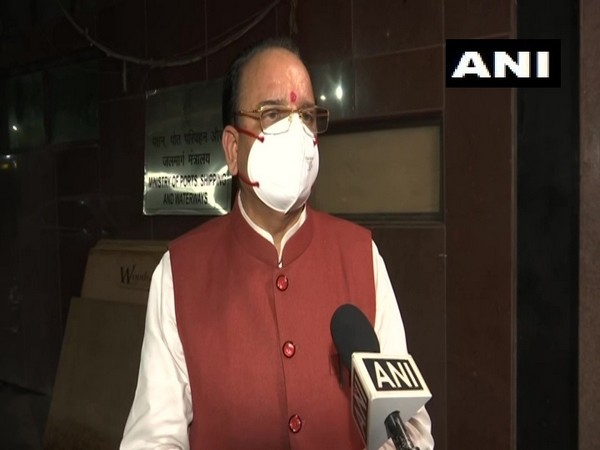 Union Minister of State (MoS) of Tourism Ajay Bhatt. (Photo/ ANI)
