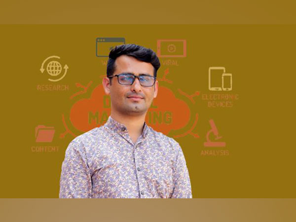 Bhawani Charan, The Founder & CEO of Digitalsthan
