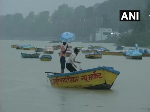Water levels of Bada Talab in Bhopal increase after incessant rains