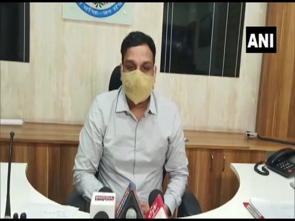 Additional SP Crime Branch-Bhopal talking about raid at a lounge for violating night curfew.