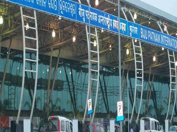 Biju Patnaik International Airport in Bhubaneswar (Pic Courtesy: Airport Authority of India)
