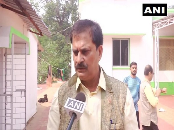 Samir Ranjan Dash, Odisha School and Mass Education Minister (Photo/ANI)