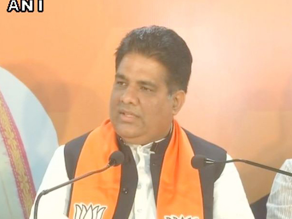 BJP MP Bhupender Yadav (File photo)