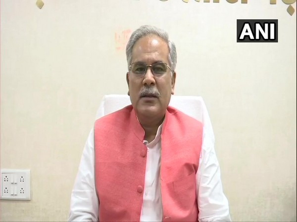 Bhupesh Baghel (File Photo)