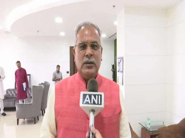 Chief Minister Bhupesh Baghel. (File photo)