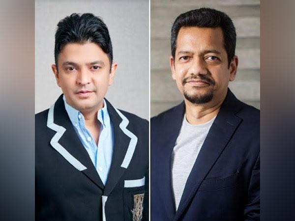 Bhushan Kumar, Chairman and Managing Director, T-Series and Shibasish Sarkar, Group CEO, Reliance Entertainment