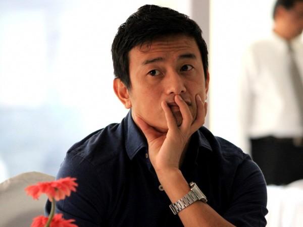Former Indian football team striker Bhaichung Bhutia
