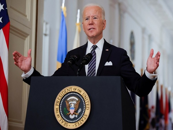 US Presiden Joe Biden (File Photo)