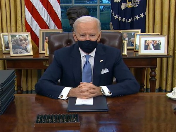 US President Joe Biden (File Image)