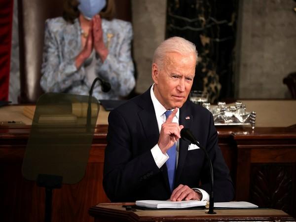 US President joe Biden (File Imgae)
