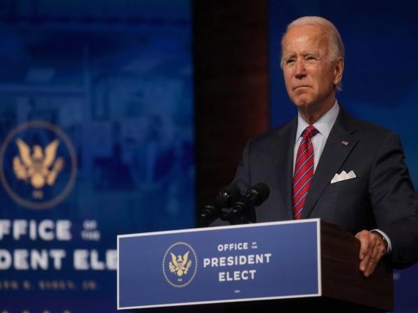 US President-elect Joe Biden (File Photo)