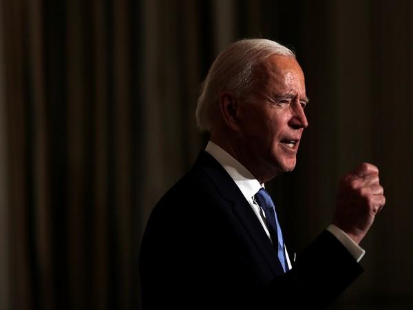 US President Joe Biden (Photo Credit - Reuters)