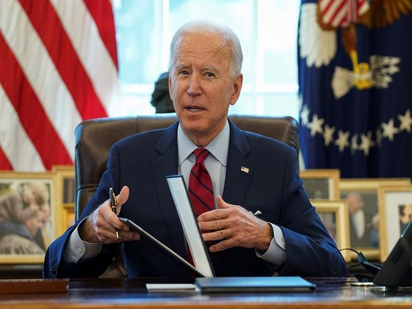 US President Joe Biden (Photo Credit - Reuters)