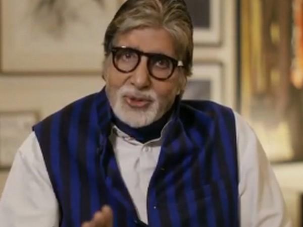 Megastar Amitabh Bachchan (Image Source: Instagram)