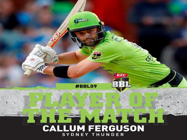 Callum Ferguson (Image: BBL's Twitter)