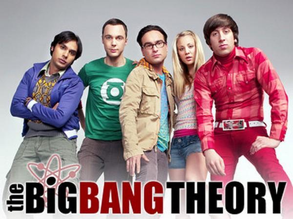 Poster of 'The Big Bang Theory'