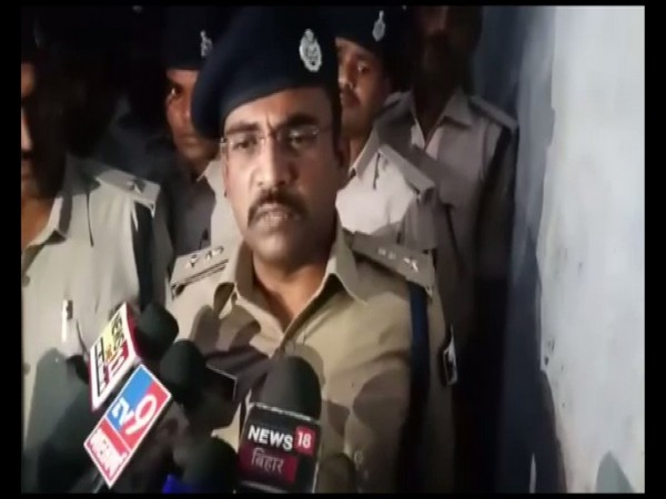 Patna City SP Jitendra Kumar