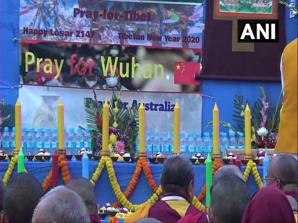 Special prayer organised for Wuhan in Bihar's Bodh Gaya on Sunday.