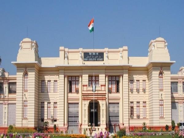 The Bihar Legislative Assembly (File photo/ANI)