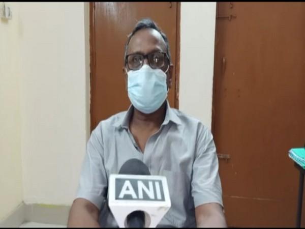 Nalanda Civil Surgeon Dr Sunil Kumar (Photo/ANI)