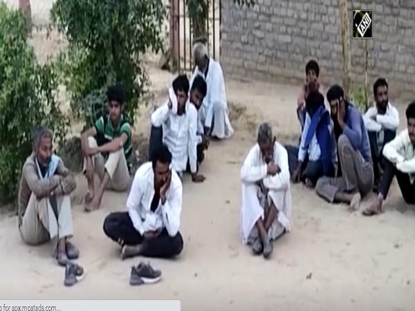 Letter of Bikaner Superintendent of Police