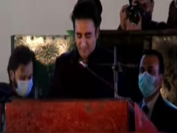 PPP chairman Bilawal Bhutto-Zardari speaking in Larkana on Sunday.